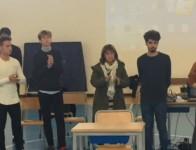 """Liceo Catullo Monterotondo. Zotta: """"Affrontiamo i problemi con lealtà e trasparenza"""""""