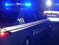polizia-notte-lampeggianti