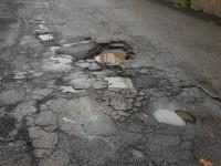 Due giorni di pioggia sgretolano l'asfalto: Settebagni si risveglia Kabul