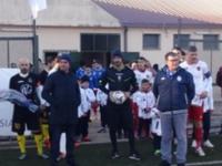 """Calcio. Sorride La Valle del Tevere, 3-0 al Fiano Romano. Antoniutti: """"Un evento che supera l'aspetto tecnico"""""""