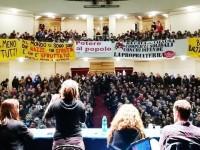 Debutta Potere al popolo: «Non siamo la terza lista di sinistra, ma l'unica»
