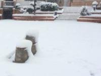 Fara Sabina completamente bianca: il Comune chiude le scuole solo dopo i solleciti dei presidi, i cittadini insorgono