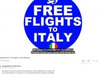 Free Flights to Italy, il mistero del partito fake di Fiano Romano