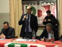 """Zingaretti, campagna elettorale a Fara Sabina. Melilli: """"Questa provincia non è più la cenerentola del Lazio"""""""