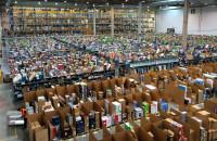 """""""Vas flojo, solo el 80%"""": crónica de un día en un almacén de Amazon"""