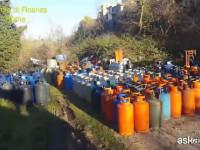 Fiano Romano. Gdf sequestra 45 tonnellate di Gpl: denunciate 7 persone