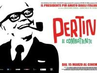 """""""Pertini il combattente"""" di Graziano Diana e Giancarlo De Cataldo dal 15 marzo 2018 al cinema anche a Fiano Romano"""