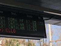 Odissea nel gelo per i pendolari della Roma Nord: corse soppresse e treni indisponibili