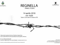 """Uno spettacolo per non dimenticare. Debutta """"Reginella"""" al comune di Salisano (RI)"""