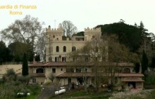 Fiano Romano. La Guardia di Finanza sequestra il Castello Bracci: è riconducibile a un pluripregiudicato