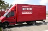 Logistica Bartolini Fiano Romano, Assemblea romana dei Rider (Deliveroo), Telecom Roma