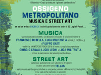 Ossigeno Metropolitano. Concorso di Musica e Street Art per Under 35 a Monterotondo
