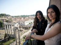 "Sabrina Ferilli intervista Virginia Raggi: ""Sindaco, mi dica"""