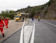 Rieti, incidente sulla Salaria: sei feriti, uno è grave