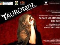 Taurotanz torna in scena all'interno della rassegna dei Teatri e delle Residenze