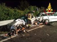 Incidente sulla Salaria per Roma. Coinvolte tre auto