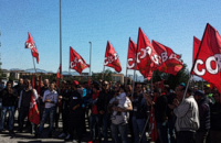 Manifestazione pubblica contro i licenziamenti Pac2000 il 15.12.2018 a Fiano Romano