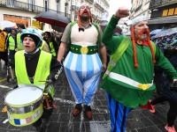 """A casa del primo gilet giallo: """"Stiamo facendo la nuova Rivoluzione francese"""""""