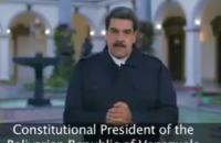 Appello di Nicolàs Maduro, presidente del Venezuela