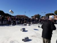 La protesta del latte arriva a Monterosi e Fiano Romano