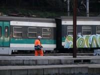 Ferrivia Roma Nord, treno esce dai binari all'Acqua Acetosa. Linea bloccata per tre ore