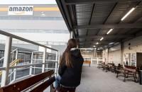 Storie e denunce di chi smista i pacchi Amazon a Passo Corese