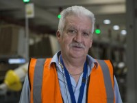 Giuseppe, 65 anni, primo pensionato di Amazon Italia: «Così ho lavorato per sei anni con colleghi 20 enni»