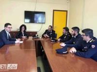 """Basilicata: """"Più sicurezza in Sabina, videosorveglianza alla stazione e più uomini in campo"""""""