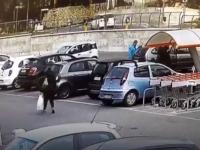 Donna derubata fuori dal supermercato a Fiano Romano