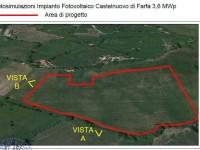 Fotovoltaico di Castelnuovo di Farfa anche la Sovrintendenza chiede alla Regione la valutazione d'impatto ambientale