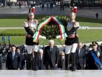 25 aprile. L'omaggio di Mattarella