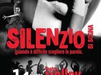 """""""Silenzio si sogna. Quanto è difficile scegliere le parole"""" a Monterotondo"""