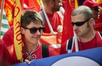 Metalmeccanici in sciopero. «Stufi delle promesse»