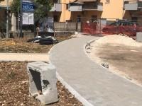 Il Comune non paga la ditta, lavori fermi in via Servilia a Passo Corese