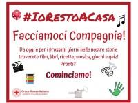 """Poggio Mirteto, CRI della bassa Sabina promuove """"Facciamoci compagnia"""""""