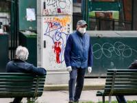 I cecchini della gente per strada