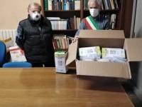 Coronavirus, raccolta fondi: 285 mascherine consegnate al Comune di Poggio Mirteto