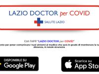 Regiona Lazio. App per contattare il medico in caso di sintomi da covid-19