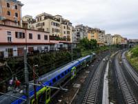 Treno dalla Sabina tampona un mezzo di servizio a Roma. Quattro feriti, linea rallentata