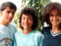 Sabrina Ferilli, la famiglia: chi sono il fratello Pierpaolo e la sorella Cristina