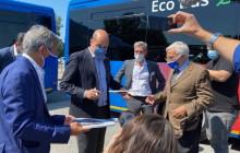 Nuova stazione Cotral di Passo Corese, senza telecamere sicurezza a rischio