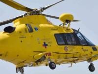 Castelnuovo di Porto: grave incidente all'alba sulla via Tiberina, due feriti in codice rosso