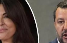 Sabrina Ferilli pronta a votare per Virginia Raggi a Roma, Matteo Salvini: «Non vive tra le buche e nella sporcizia»