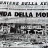 Disastro del Vajont . 9 ottobre 1963
