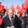 In piazza con la Fiom il 9 marzo. Bella e combattiva manifestazione.