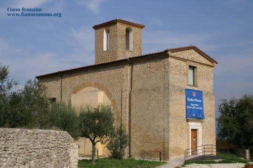 Pubblicazioni Matrimonio Fiano Romano : Santa maria transpontem