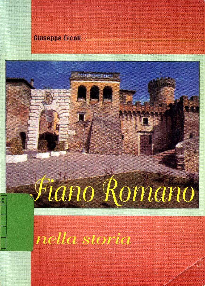 """Pubblicazioni Matrimonio Fiano Romano : Fianoromano """"fiano romano nella"""
